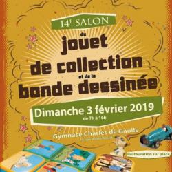 14 ème Salon du jouet de collection et de la bd